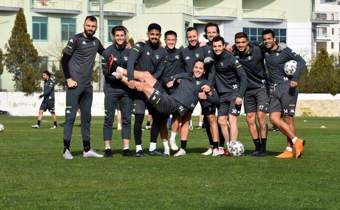 Denizlispor'da Trabzonspor öncesi tek eksik!