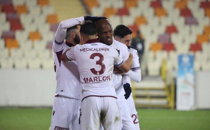 Trabzonspor'da Marlon için kulübe kararı