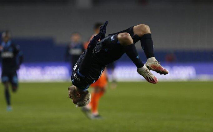 Eksik Trabzonspor, Başakşehir'i de yıktı!