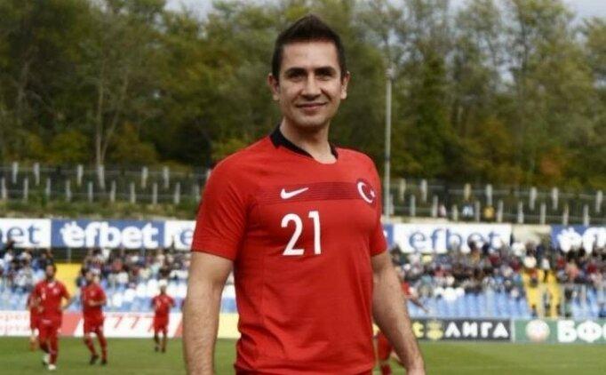Emre Aşık: 'Galatasaray'da göreve hazırım'