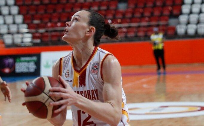 Galatasaray, Mersin'i farklı geçti