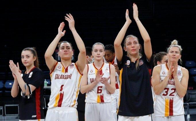Kadınlar Basketbol Süper Ligi play-off heyecanı devam ediyor