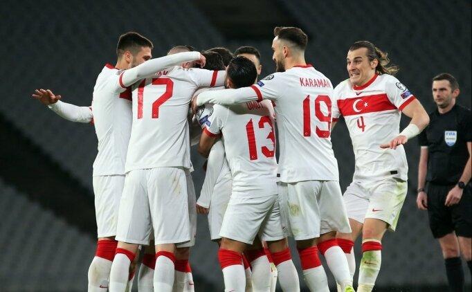 Türkiye, FIFA dünya sıralamasında geriledi