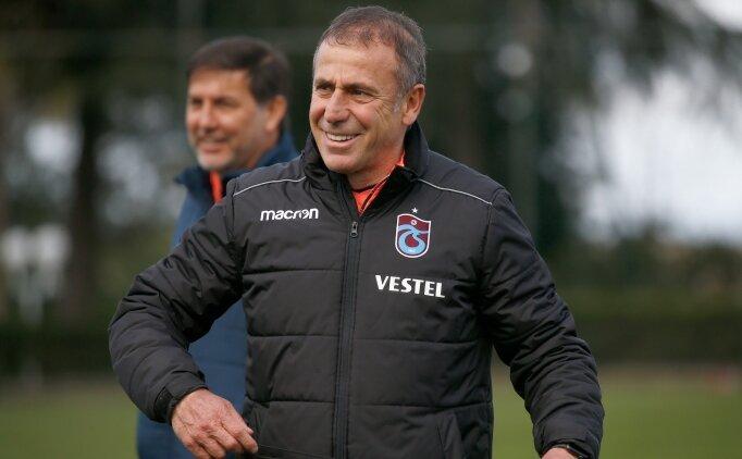 Trabzonspor, Hatayspor maçına bileniyor