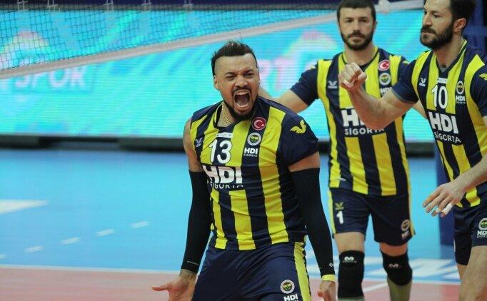 AXA Sigorta Efeler Ligi play-off'larında son finalist belirleniyor