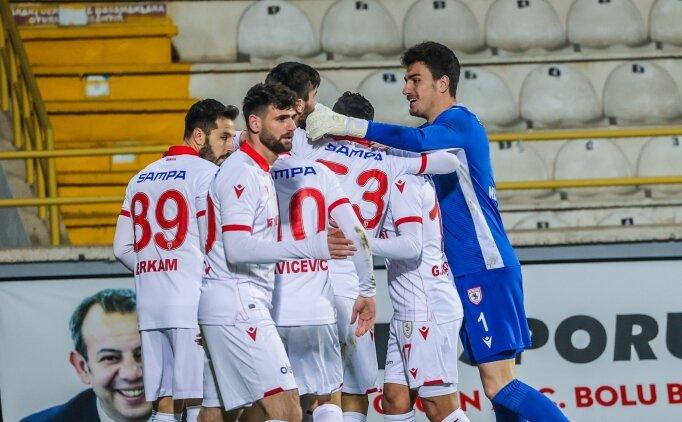 Samsunspor, yarışta kalmak için sahaya çıkıyor!