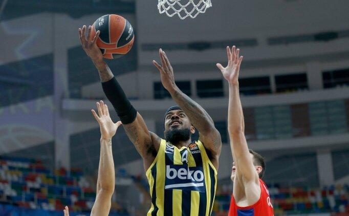 Fenerbahçe Beko, mücadele etti ama olmadı!