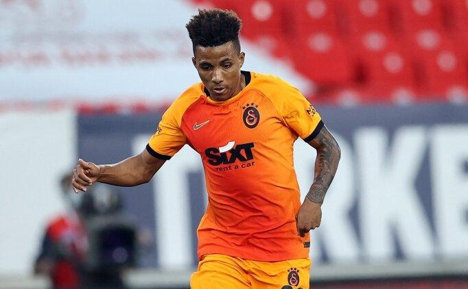 Gedson Fernandes, Galatasaray'a ısındı