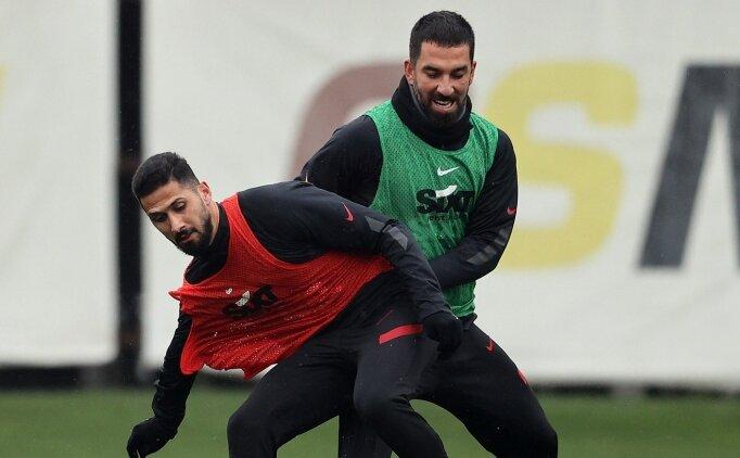 Galatasaray, Trabzonspor hazırlıklarına eksik başladı