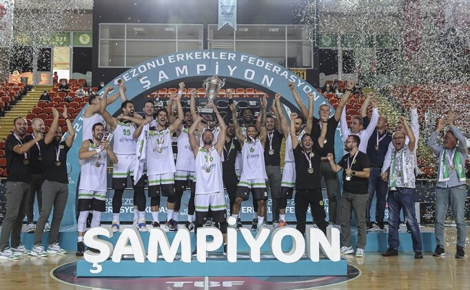 Federasyon Kupası Manisa BB'nin!