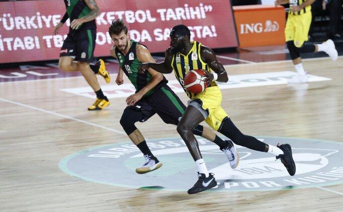 Fenerbahçe Beko, sezonu galibiyetle açtı