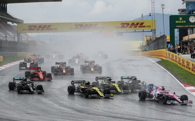 Formula 1, İstanbul'un iptal edildiğini duyurdu