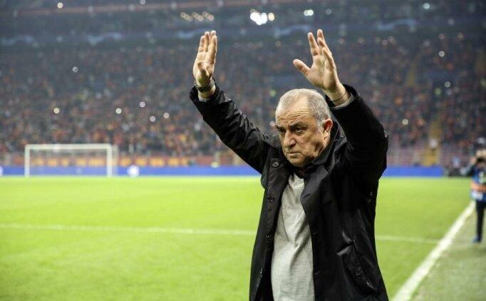 Fatih Terim: 'Bunca sıkıntıya rağmen Galatasaray hala en iyi yerlerde'