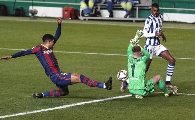 Barcelona penaltılarla Süper Kupa finalinde