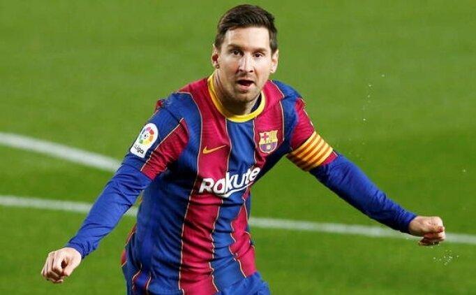Getafe başkanı: 'Messi Barcelona'dan ayrılırsa zarar görürüz'