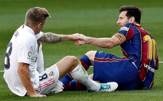 Real Madrid - Barcelona: Muhtemel 11