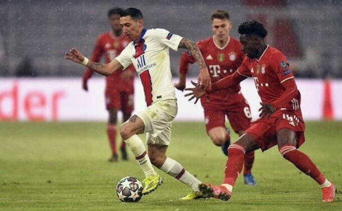 PSG - Bayern Münih: Muhtemel 11