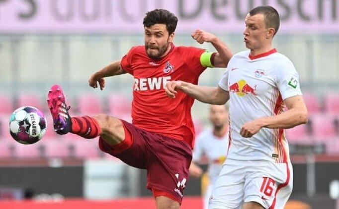 Leipzig düşme potasındaki Köln'e mağlup oldu