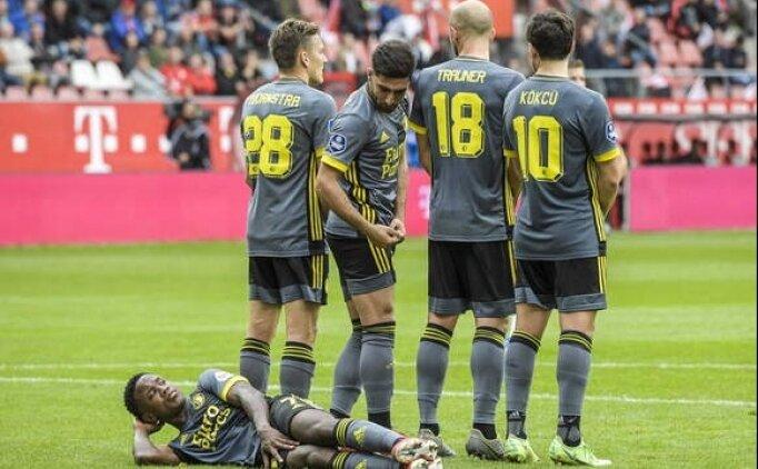 UEFA Konferans Ligi başladı, Feyenoord takıldı