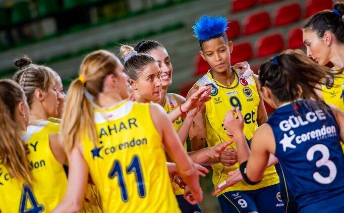 Fenerbahçe Opet, 2. etapta yine kazandı