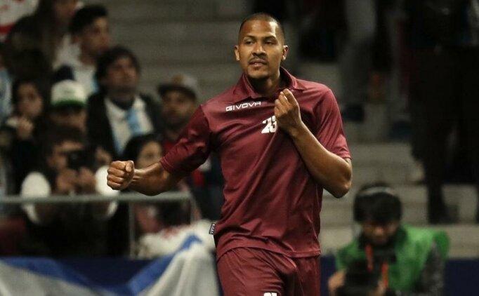 Trabzonspor'da Salomon Rondon sürprizi