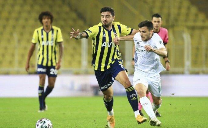 Fenerbahçe, Konyaspor'a karşı çok üstün