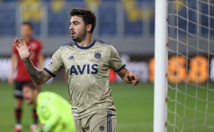Fenerbahçe'de Ozan Tufan kulübeye çekildi