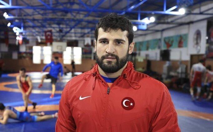 Metehan Başar'ın hedefi önce olimpiyat kotası sonra altın madalya