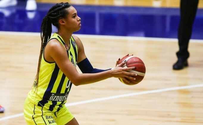 FIBA Kadınlar Avrupa Ligi'nde sezonun en iyileri arasına Fenerbahçe'den 2 oyuncu girdi