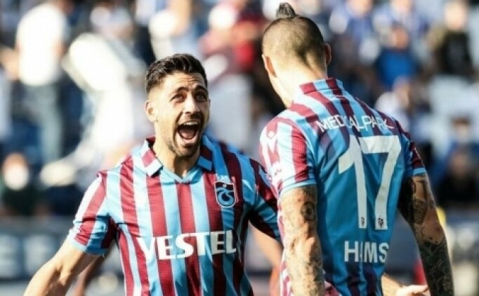 Trabzonspor'da Hamsik fırtınası