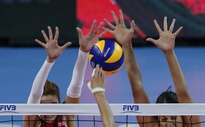 'Filenin Sultanları' FIVB Milletler Ligi'nde Hollanda ile karşılaşacak