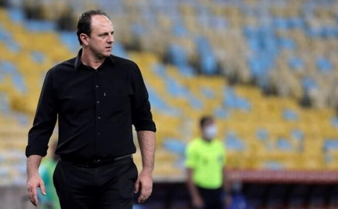 Sao Paulo'nun yeni teknik direktörü Rogerio Ceni oldu