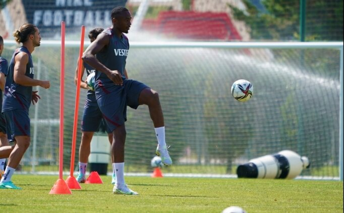 Trabzonspor'da Fode Koita seferberliği