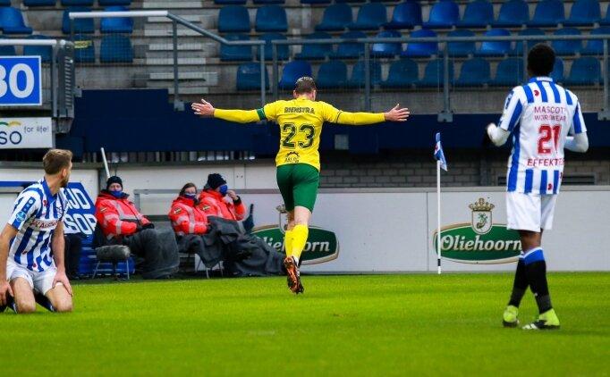 Acun Ilıcalı'nın takımı Fortuna, Heerenveen'i de yendi