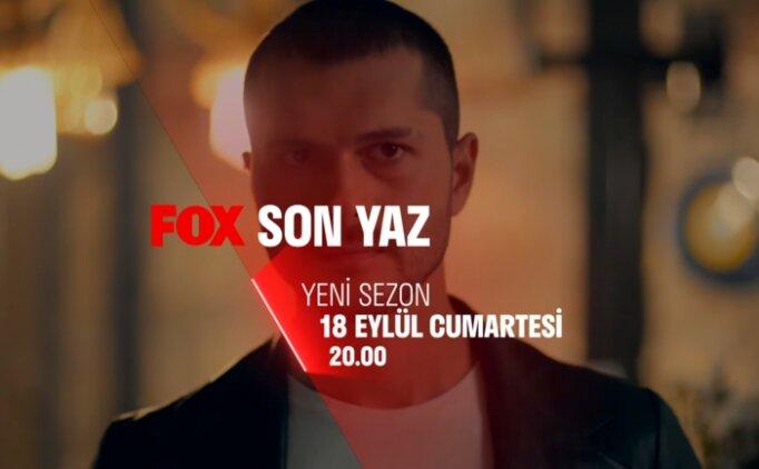 FOX Son Yaz 22. bölüm yeni sezon TV8 izle full yayın yeni bölüm