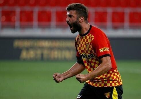 Alpaslan Öztürk, Göztepe'ye veda etti!