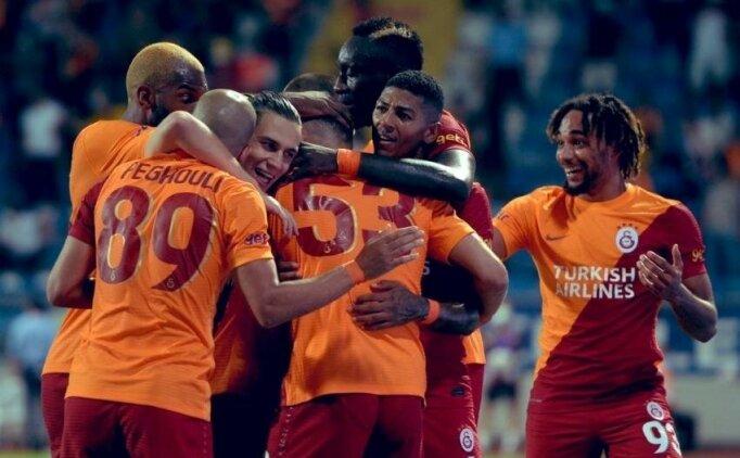 Galatasaray 3 eksikle Kasımpaşa deplasmanında