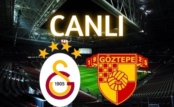 Galatasaray Göztepe maçı BEIN izle, GS maçı izle