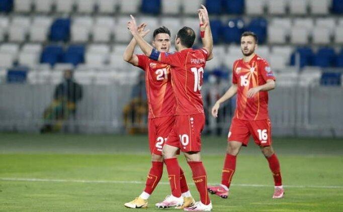 Avusturya - Kuzey Makedonya maçı canlı olarak Tuttur'da