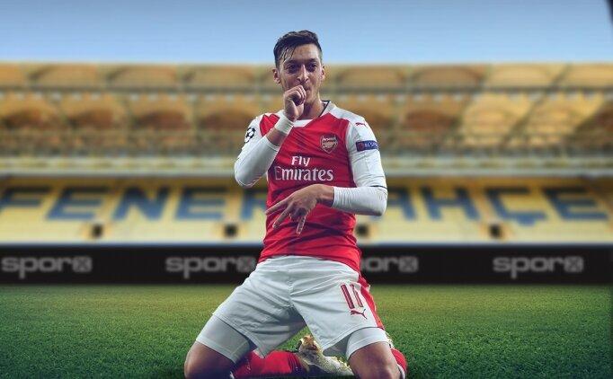 Mesut Özil mevki, Mesut Özil hangi pozisyonda oynuyor? Mesut'un pozisyonu saha içi