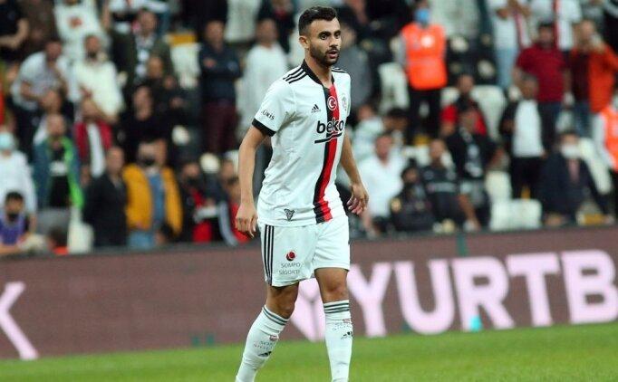 Beşiktaş'ta Rachid Ghezzal da sakatlandı