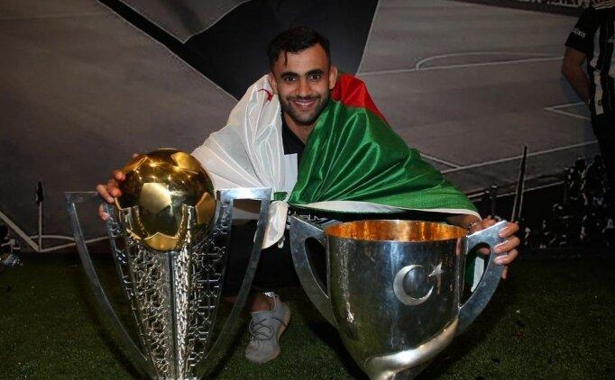 Beşiktaş'tan Rachid Ghezzal'ın menajerine rest