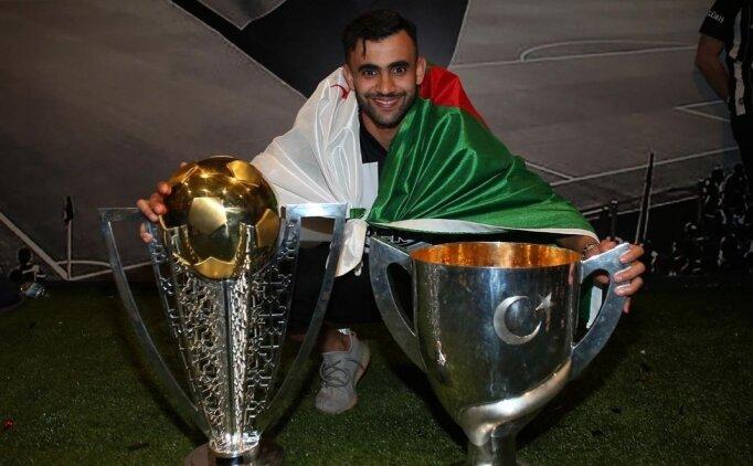 'Beşiktaş, Rachid Ghezzal ile anlaşma sağladı'