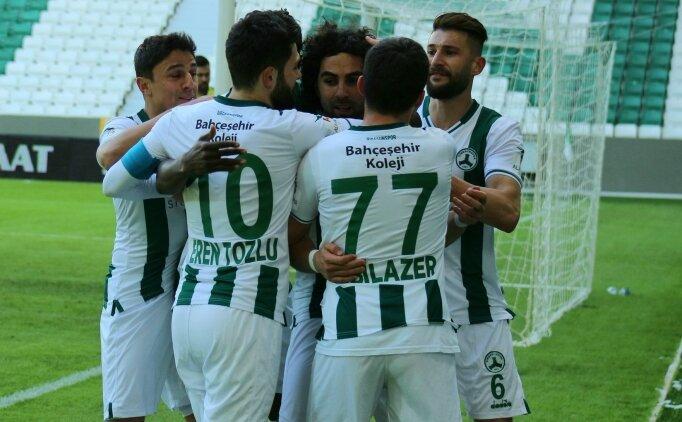 Süper Lig'e yükselme yolunda son 10 hafta