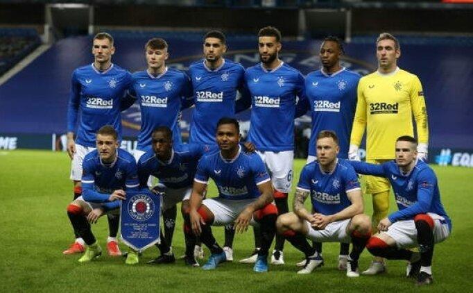 Rangers derbide Celtic'i 4 golle devirdi