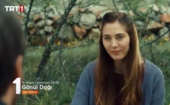 Gönül Dağı 15 Mayıs Cumartesi izle TRT 1 HD (YENİ BÖLÜM)