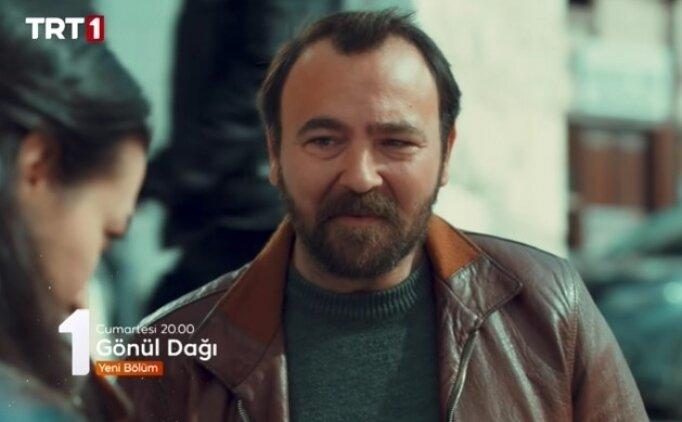 Gönül Dağı 18. bölüm TRT izle canlı yayın kesintisiz full