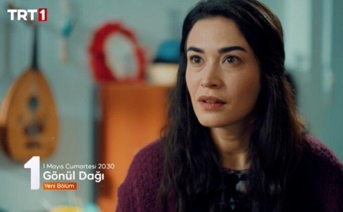 Gönül Dağı TRT 1 yeni bölümünü izle, Gönül Dağı bugün yeni bölüm saat kaçta?