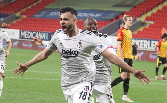 Ghezzal, Galatasaray'dan Feghouli'nin maaşını istedi!