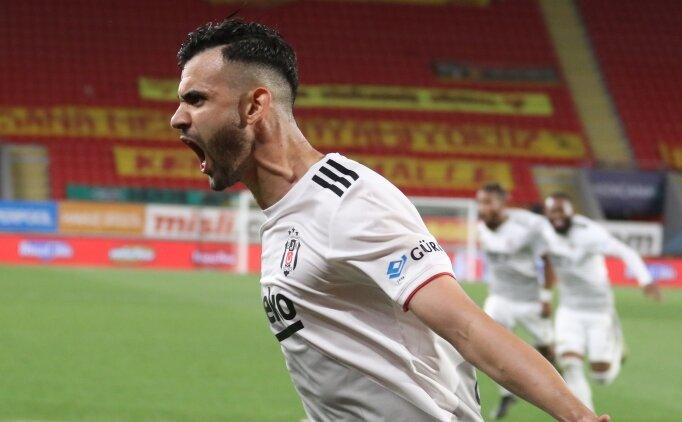Beşiktaş'ın Ghezzal transferine çözümü: Taksit